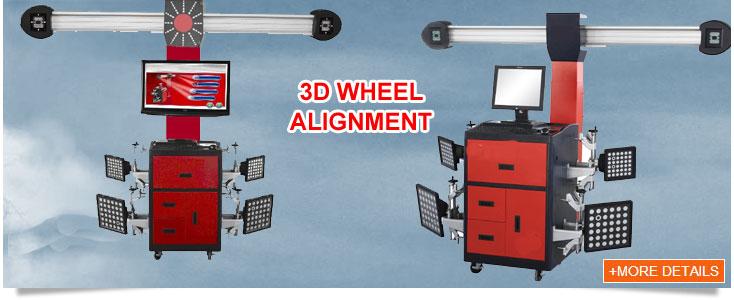 3d Wheel Alignment Machine Manufacturers   3d Wheel